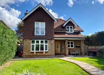 Thumbnail 5 bed detached house to rent in Wade Court Road, Havant, Hampshire