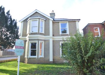 Thumbnail 4 bed semi-detached house for sale in Pell Lane, Ryde