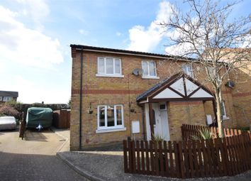 Thumbnail 3 bed semi-detached house for sale in Maltby Court, Norwich