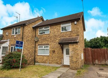 Thumbnail 2 bed semi-detached house for sale in Wawne Lodge Pennine Way, Bransholme, Hull