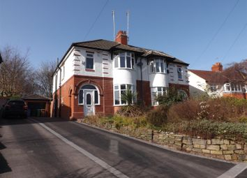 Thumbnail 4 bed semi-detached house for sale in West Crescent, Middleton, Manchester