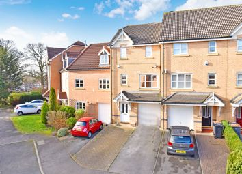 3 bed town house for sale in Nightingale Drive, Harrogate HG1