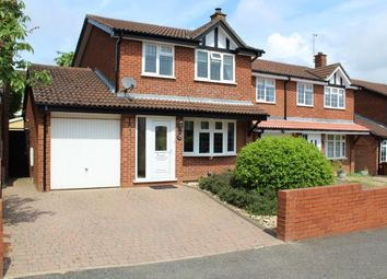 Thumbnail 3 bedroom detached house for sale in Westbury Close, Duston, Northampton, Northamptonshire