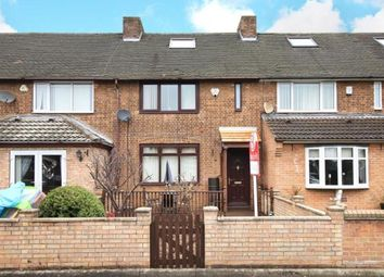 Thumbnail 3 bed terraced house for sale in Wellington Road, Lindholme, Doncaster