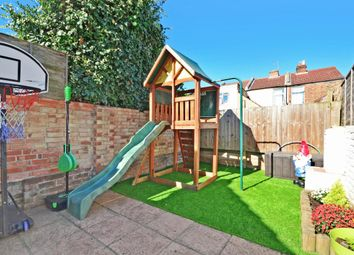 Thumbnail 2 bed terraced house to rent in Esslemont Road, Southsea