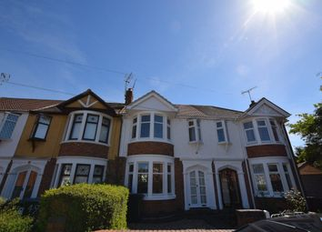 Thumbnail 3 bed terraced house to rent in Heathfield Road, Whoberley, Coventry