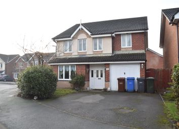 Thumbnail 4 bed detached house for sale in Amber Drive, Chorley