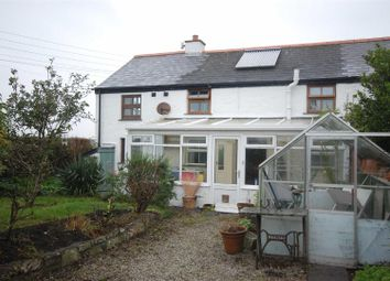 Thumbnail 2 bed semi-detached house to rent in White Cross, Cury, Helston