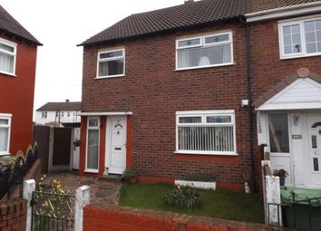 Thumbnail 3 bed end terrace house for sale in Peterborough Drive, Bootle, Liverpool, Merseyside