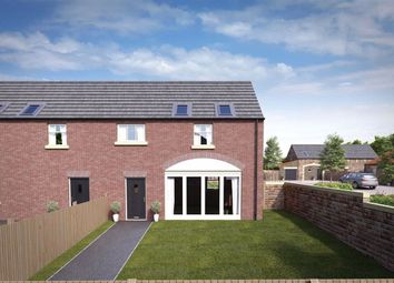 Thumbnail 3 bed semi-detached house for sale in Lund Lane, Killinghall, North Yorkshire