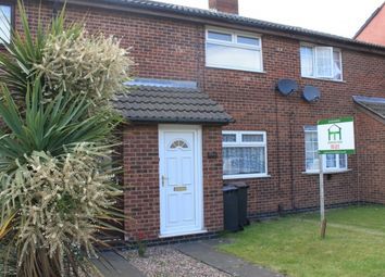 Thumbnail 2 bedroom terraced house to rent in Waterworks Road, Coalville