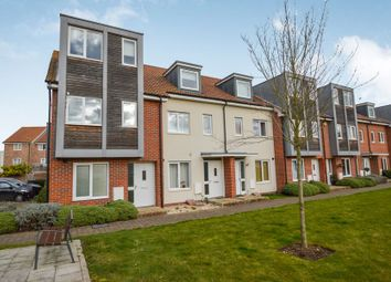 Thumbnail 3 bed town house to rent in John Hunt Drive, Basingstoke