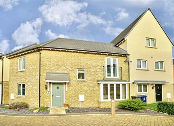 Thumbnail 3 bed link-detached house for sale in Freston Close, St. Ives, Cambridgeshire