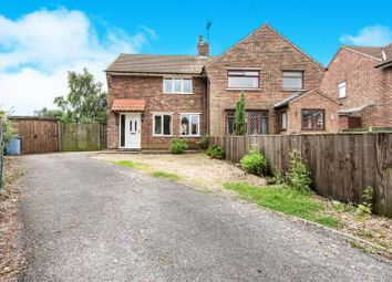Thumbnail 2 bed end terrace house for sale in Orchard Crescent, Tuxford, Newark