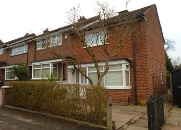Thumbnail 2 bedroom semi-detached house to rent in Bents Avenue, Bredbury, Stockport