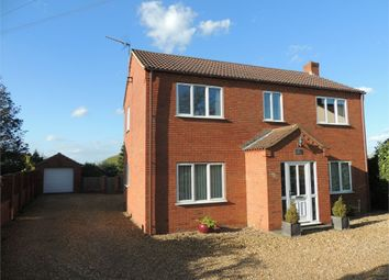 Thumbnail 5 bedroom detached house for sale in Wisbech Road, Outwell, Wisbech