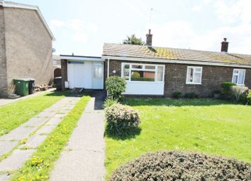 Thumbnail 2 bed bungalow for sale in Braddock Road, Caister-On-Sea