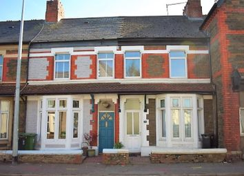 Thumbnail 3 bed terraced house for sale in Atlas Road, Cardiff
