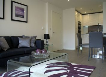 Thumbnail 1 bedroom flat for sale in Worcester Point, Central Street, London