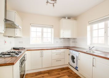 Thumbnail 2 bed flat for sale in Lakeside Way, Wixams