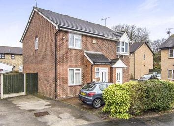 Thumbnail 2 bed semi-detached house for sale in Kiln Way, Badgers Dene, Grays