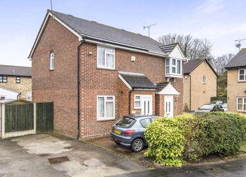 Thumbnail 2 bedroom semi-detached house for sale in Kiln Way, Badgers Dene, Grays