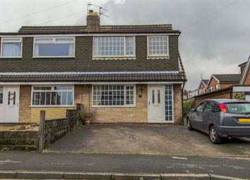 Thumbnail 3 bed semi-detached bungalow for sale in Beechwood Drive, Blackburn