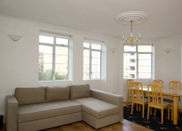 Thumbnail 3 bed flat to rent in Shannon Place, London
