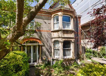 Thumbnail 5 bedroom semi-detached house for sale in De Freville Avenue, Cambridge