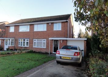 Thumbnail 3 bed semi-detached house to rent in Fair Lawn, Albrighton, Nr Wolverhampton