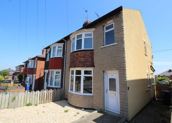 Thumbnail 3 bed semi-detached house for sale in Rosedale Road, Doncaster