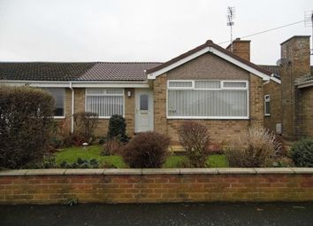 Thumbnail 2 bed semi-detached bungalow for sale in Thirlmere Grove, West Auckland, Bishop Auckland