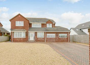 Thumbnail 5 bed detached house for sale in Glebe Road, Lytchett Matravers, Poole, Dorset