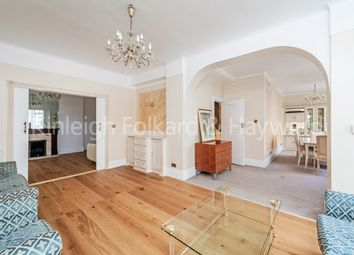 Thumbnail 4 bed flat to rent in Marylebone Road, London