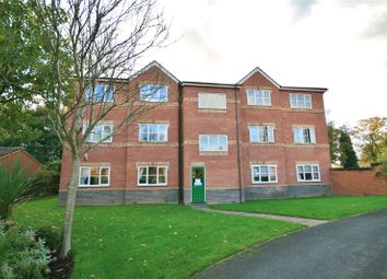 Thumbnail 1 bed flat for sale in Morgan Close, Crewe, Cheshire