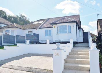 Thumbnail 4 bed semi-detached bungalow for sale in Chalk Pit Avenue, Orpington
