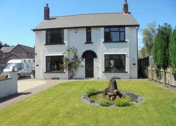 Thumbnail 4 bedroom detached house for sale in Newport Road, Llantarnam, Cwmbran