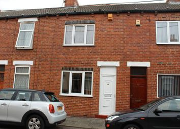 Thumbnail 2 bed terraced house to rent in Regent Street, Castleford