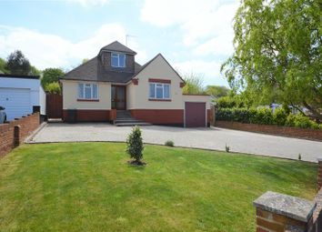 Thumbnail 4 bed detached bungalow for sale in The Dale, Widley, Waterlooville