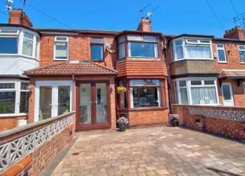 Thumbnail 3 bed terraced house for sale in Welwyn Park Avenue, Hull