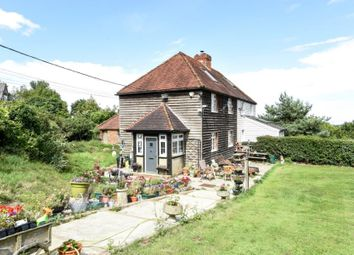 Thumbnail 4 bed semi-detached house for sale in Oak Cottages, Well Hill, Chelsfield