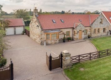Thumbnail 4 bed detached house for sale in The Views, High Street (B1257), Stokesley, Middlesbrough, Cleveland