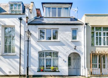 Thumbnail 2 bed mews house to rent in Napier Place, Holland Park, London
