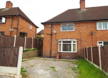 Thumbnail 2 bed end terrace house for sale in Gainsford Crescent, Nottingham