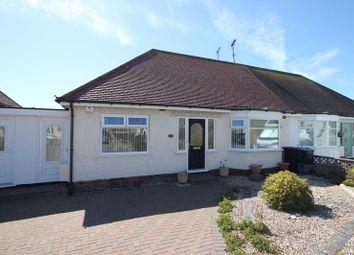 Thumbnail 3 bed semi-detached bungalow for sale in Penrhyn Avenue, Rhos On Sea, Colwyn Bay