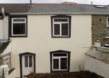 Thumbnail 2 bed cottage for sale in Rhiw Parc Road, Abertillery