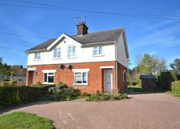 Thumbnail 3 bed semi-detached house to rent in Church End Villas, Great Dunmow