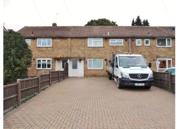 Thumbnail 3 bed terraced house for sale in Weeds Wood Road, Chatham