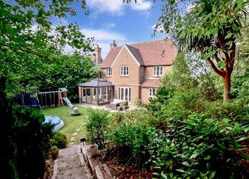 Thumbnail 5 bed detached house for sale in Cricketers Close, Ashington, West Sussex