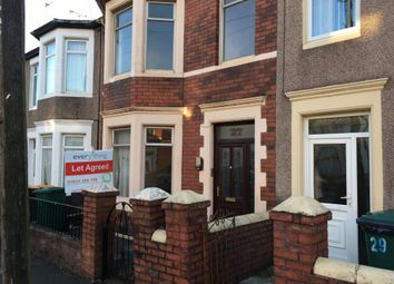 Thumbnail 3 bed terraced house for sale in Alice Street, Newport